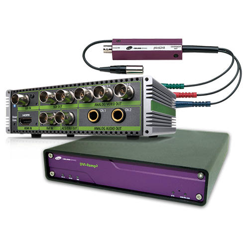 Standalone Converters & Adapters